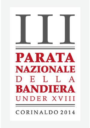 festa dei folli logo parata nazionale della bandiera