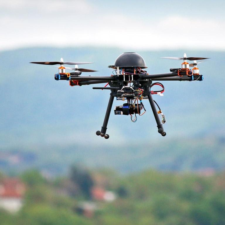 volo-droni